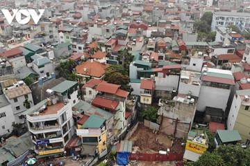 Quy hoạch nội đô Hà Nội: Di dời 215.000 dân liệu có khả thi?