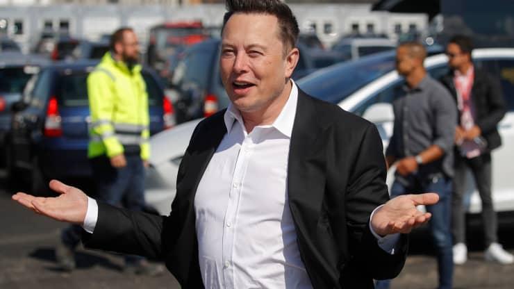 Elon Musk: Tesla là có thể trở thành công ty giá trị nhất thế giới