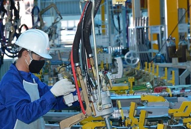 công nghiệp chế biến, chế tạo tiếp tục đóng vai trò động lực dẫn dắt tăng trưởng của nền kinh tế.