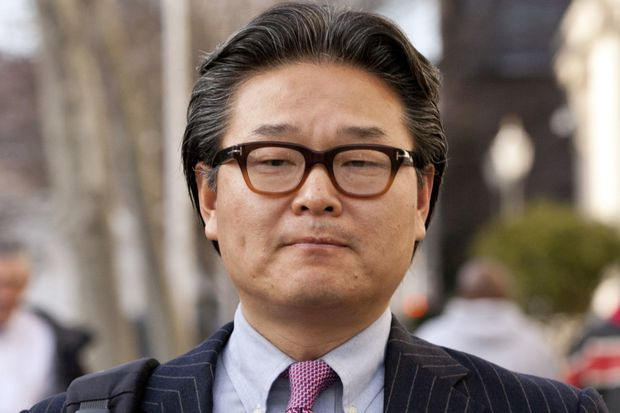 Bill Hwang. Ảnh: Bloomberg.