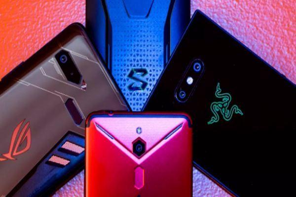Smartphone gaming là phân khúc đặc thù của các nhà sản xuất điện thoại di động