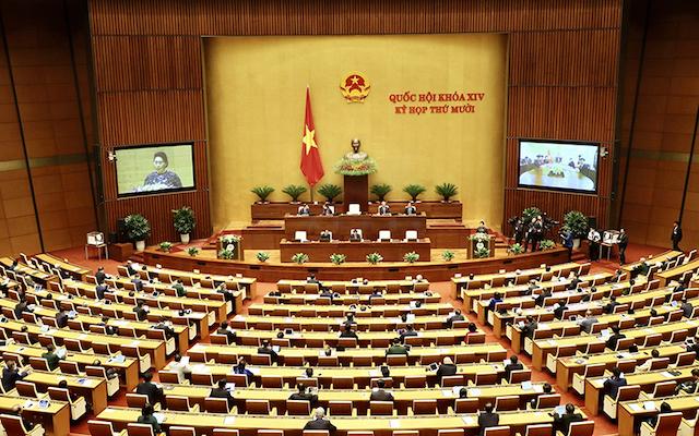 Quốc hội tiến hành xem xét, quyết định công tác nhân sự Nhà nước trong tuần làm việc này.
