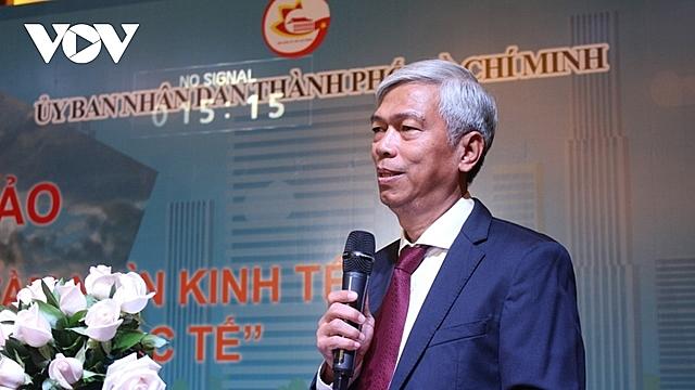Phó Chủ tịch UBND TP HCM Võ Văn Hoan.