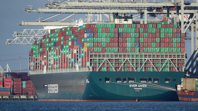 Vai trò của hoa tiêu trong vụ tàu mắc kẹt ở kênh đào Suez