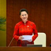 Miễn nhiệm và bầu Chủ tịch Quốc hội mới