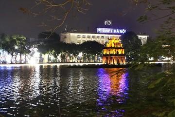 113 tỷ đồng chiếu sáng, trang trí xung quanh khu vực hồ Hoàn Kiếm
