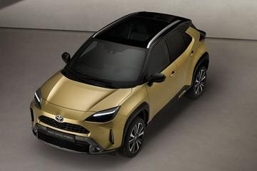 Toyota Yaris Cross bản Adventure 2021 ra mắt
