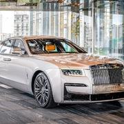 Rolls-Royce Ghost 2021 ra mắt tại Malaysia, về Việt Nam trong năm nay