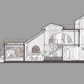 <p> Giải pháp Hinzstudio đưa ra là các không gian chung của ngôi nhà được chuyển ra phía trước để tăng sự kết nối giữa các thành viên trong gia đình và đón ánh sáng tự nhiên vào mọi ngóc ngách của các khu vực chức năng.</p>