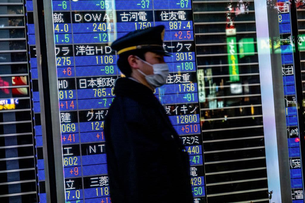 Trung Quốc công bố PMI, chứng khoán châu Á trái chiều