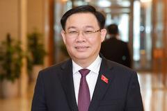 Ông Vương Đình Huệ làm Chủ tịch Quốc hội