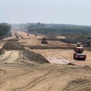 Gỡ vướng thiếu vật liệu thi công cao tốc Bắc - Nam