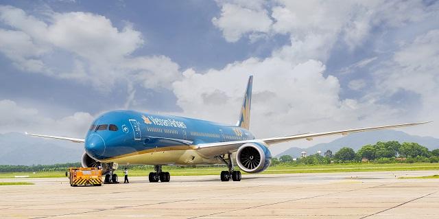 Vietnam Airlines nối lại các đường bay quốc tế