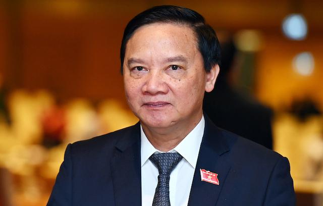 Ông Nguyễn Khắc Định.