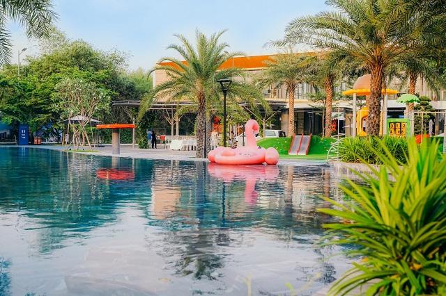 An Gia kiến tạo không gian sống phong cách resort tại The Standard