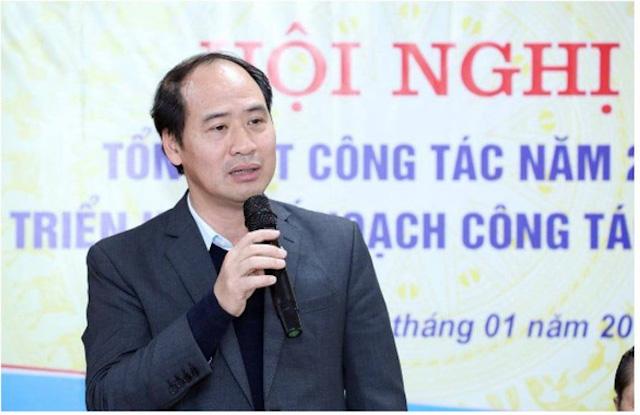 Tân Thứ trưởng Lao động, Thương binh & Xã hội Nguyễn Văn Hồi.