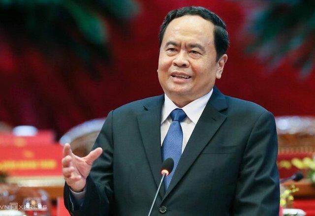 Ông Trần Thanh Mẫn.