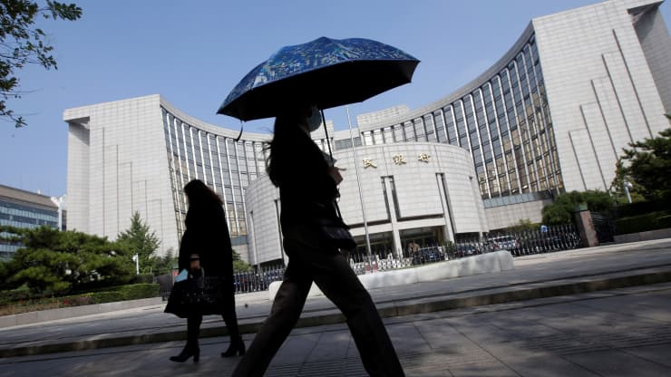 Trung Quốc cảnh báo về rủi ro tài chính tích lũy nhiều năm