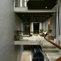 <p> Ngôi nhà tọa lạc tại TP HCM, với diện tích xây dựng 100 m2.</p>