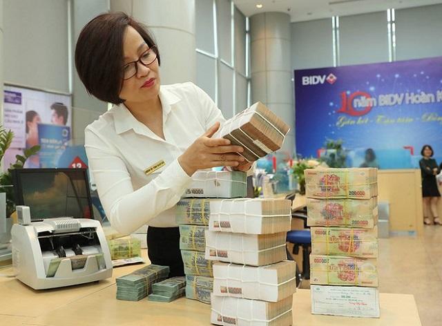 BIDV đấu giá nhiều nợ và tài sản đảm bảo. Ảnh: BIDV.