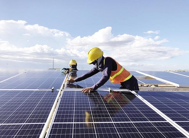Điện mặt trời nguy cơ bị cắt giảm sau khi phát triển ồ ạt.