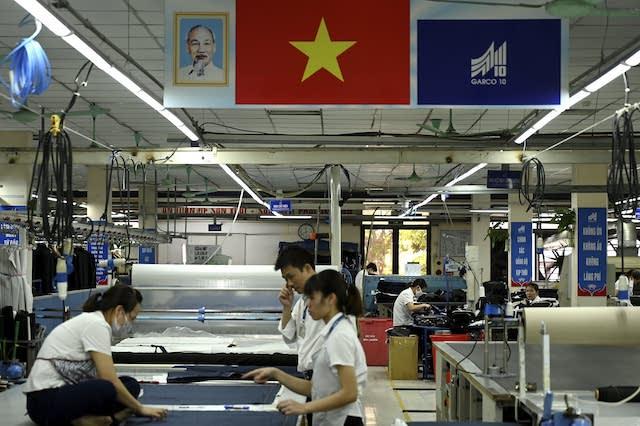 PMI tháng 3 của Việt Nam tăng 2 điểm phần trăm so với tháng trước, đạt mức 53,6 điểm.