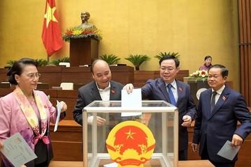 Bầu 3 Phó Chủ tịch Quốc hội