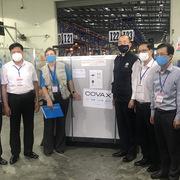 811.200 liều vaccine Covid-19 của COVAX về đến Việt Nam