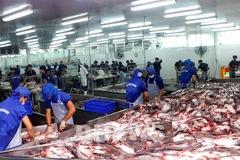 Xuất khẩu thủy sản quý I tăng 3%