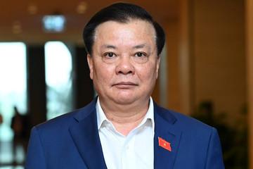 Bộ trưởng Tài chính Đinh Tiến Dũng làm Bí thư Thành ủy Hà Nội