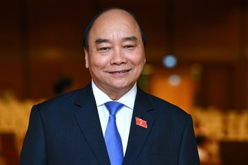 Ông Nguyễn Xuân Phúc được đề cử làm Chủ tịch nước