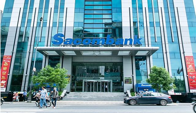Sacombank được nâng xếp hạng