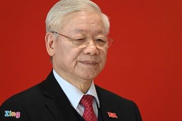 Miễn nhiệm chức danh Chủ tịch nước với ông Nguyễn Phú Trọng