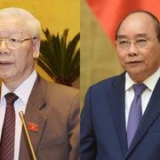 Hôm nay, Quốc hội miễn nhiệm Chủ tịch nước và Thủ tướng