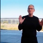 Tim Cook gửi tâm thư nhân dịp Apple 45 tuổi