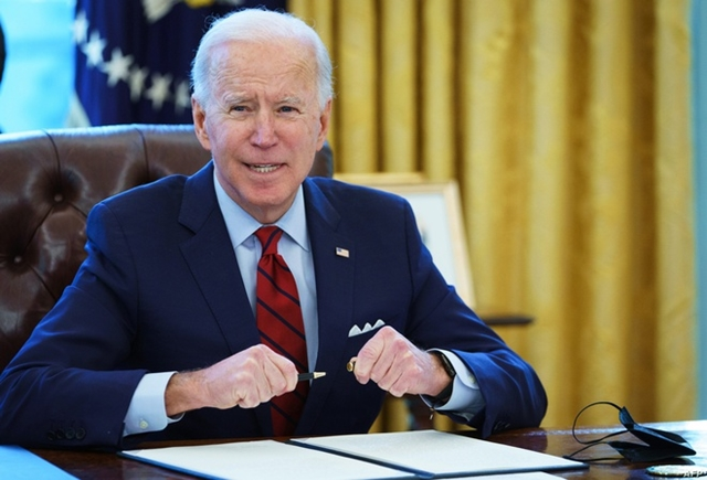 Tổng thống Joe Biden. Ảnh: AFP.