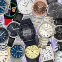 <p> <strong>1. Xem xét ngân sách:</strong> Yếu tố quan trọng nhất khi quyết định mua đồng hồ là ngân sách bạn có. Bạn nên mua sản phẩm phù hợp với túi tiền và sở thích của mình. Các thương hiệu sẽ cung cấp nhiều loại đồng hồ với mức giá khác nhau để người dùng tiện so sánh cũng như lựa chọn. Ảnh: <em>GQ.</em></p>