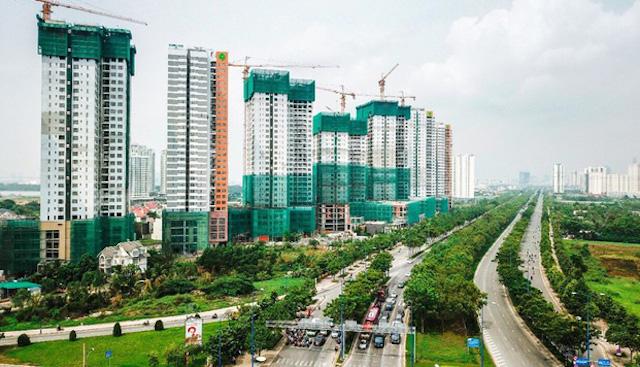 Dự án chung cư có mức giá dưới 25 triệu đồng/m2 rất ít,