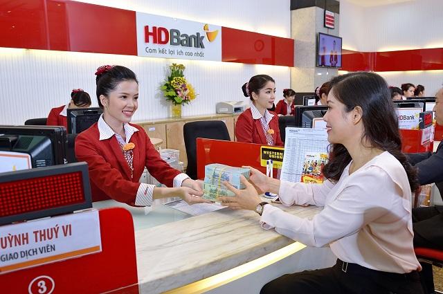 Ngân hàng trình kế hoạch tăng lợi nhuận 25%. Ảnh: HDBank.