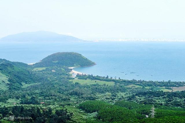 Dự án nghỉ dưỡng Làng Vân được khởi động ngày 29/3. Ảnh: Nguyễn Đông.
