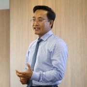 Từ nhiệm Quyền CEO Coteccons, ông Võ Thanh Liêm làm Phó CEO Ricons
