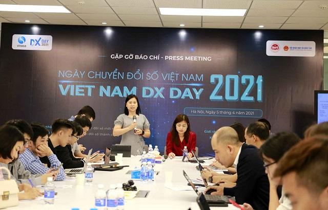 Sắp diễn ra Ngày chuyển đổi số Việt Nam 2021