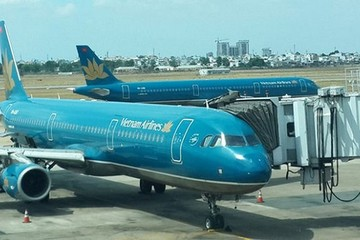 Vietnam Airlines tái đề xuất áp giá sàn vé máy bay