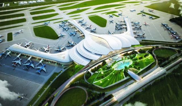 Quy hoạch huyện Long Thành, Đồng Nai sẽ trở thành vùng đô thị trung tâm cực Đông TP HCM.