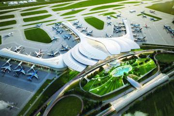 Quy hoạch huyện Long Thành, Đồng Nai thành vùng đô thị trung tâm cực Đông TP HCM