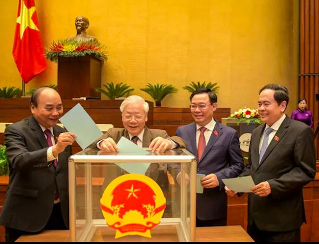 Hôm nay, Quốc hội bầu tân Chủ tịch nước và Thủ tướng