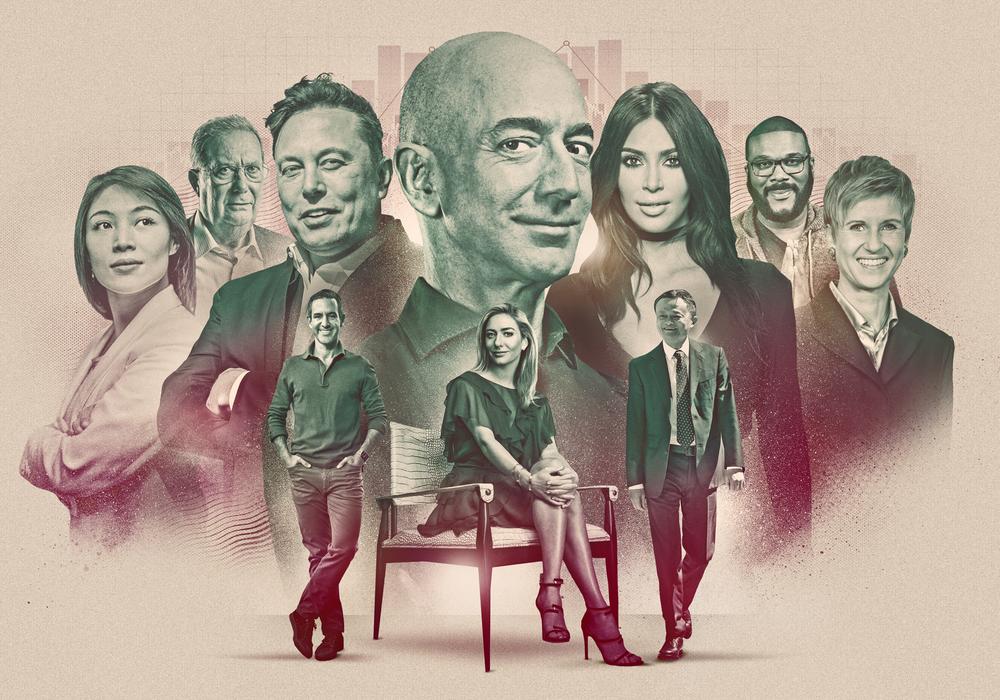 10 người giàu nhất thế giới 2021: Warren Buffett lần đầu không lọt Top 5 kể từ năm 1993