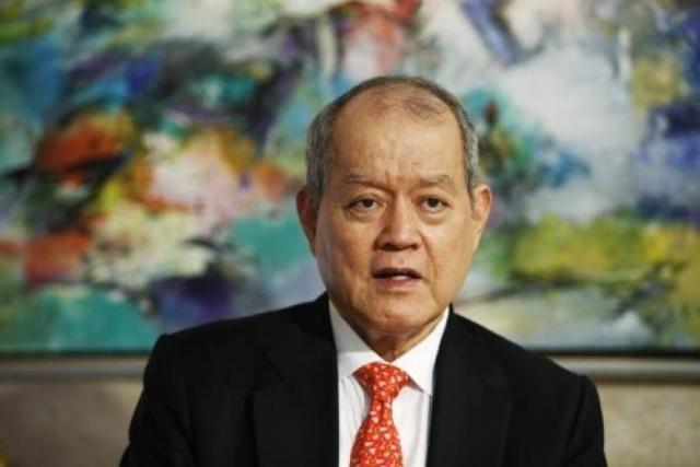 O.K. Lim, nhà sáng lập Hin Leong. Ảnh: reuters.
