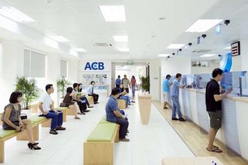 ACB ước lợi nhuận 3.150 tỷ đồng trong quý I