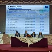 ĐHĐCĐ Dệt may Thành Công: Khởi động dự án bất động sản, nâng cổ tức 2020 lên 20%